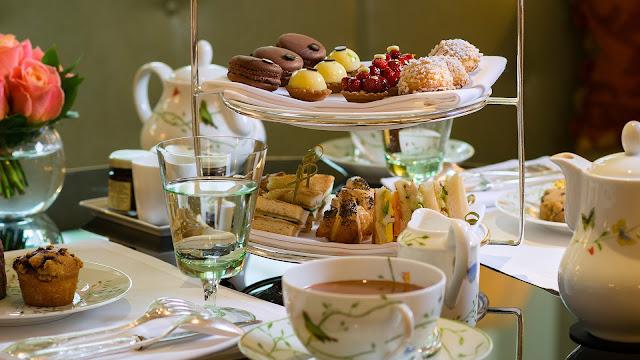 Rita S Tea Room Menu