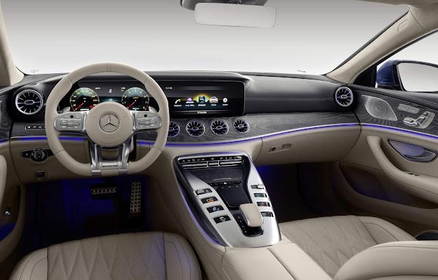Mercedes-AMG GT 4 Portas