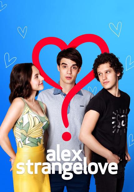 Alex Strangelove Cartel - Netflix