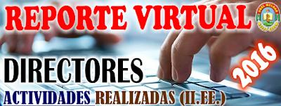 Reportes Virtuales