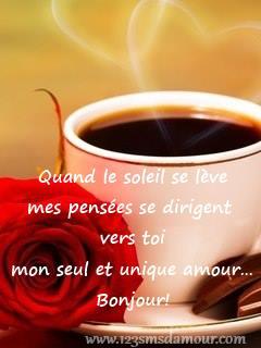 Poème Pour Dire Bonjour à Mon Homme Messages Damour