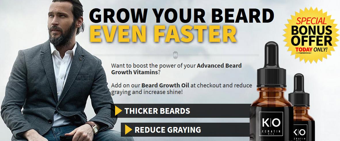 Advanced Beard Growth