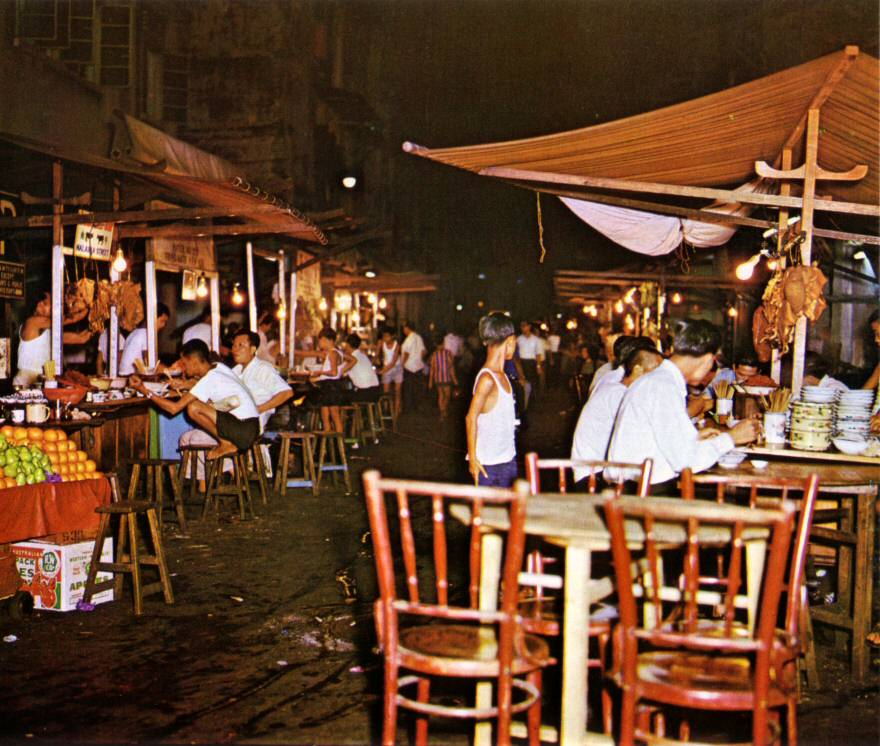 """Res's Writing and Poetry: """"Bugis Street"""""""
