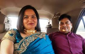 Sharvi Yadav Family Husband Son Daughter Father Mother Age Height Biography Profile Wedding Photos
