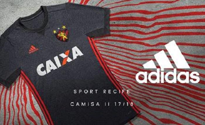 e4a6aa0488 Adidas lança camisa 2 do Sport Recife ~ FutGestão