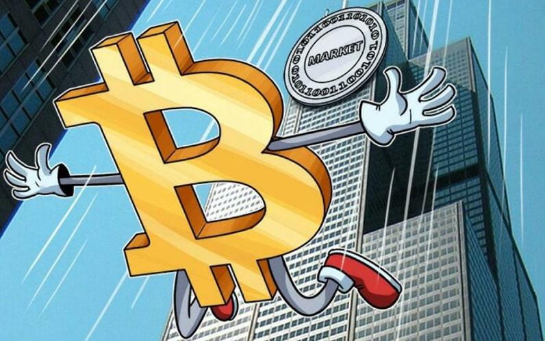 Причины падения Bitcoin