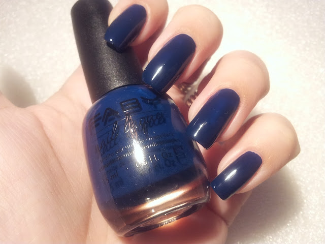 Zephyr's blow - swatches collezione Faby Renaissence su Nail Art Felice by Sophia