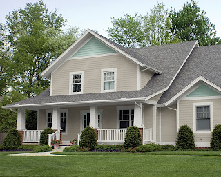 Rustic silk home design paint colors - Gray clouds sherwin williams exterior ...