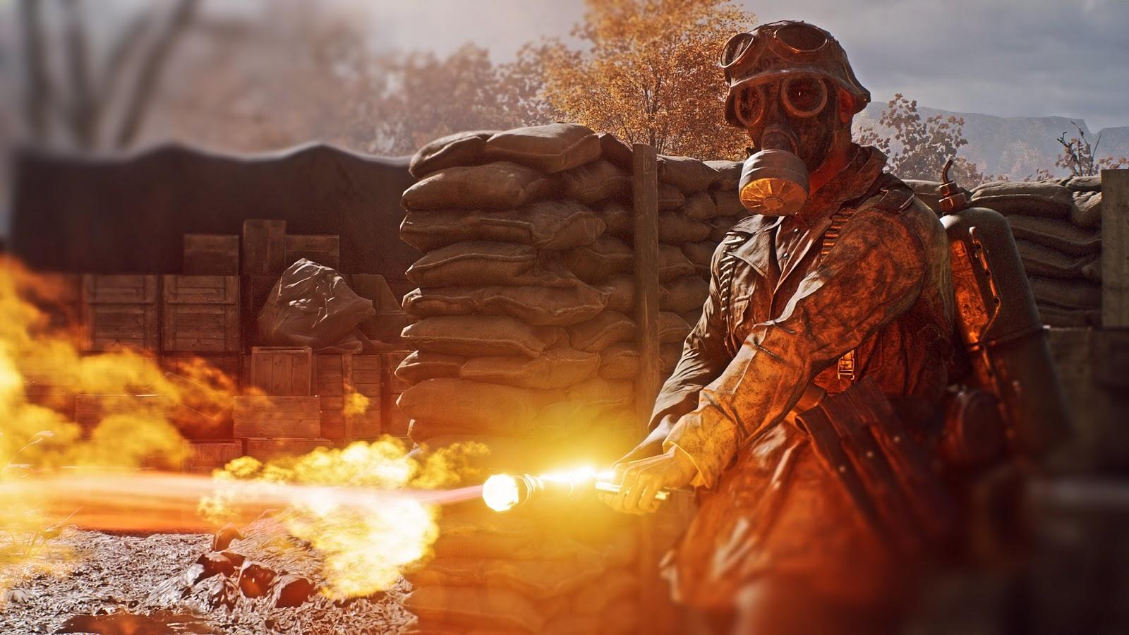 """Battlefield V poderá receber novos ranks até o nível 1000 e sistema """"prestige"""" Img: Chris177uk"""