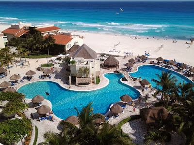 Onde se hospedar em Cancun - Grand Park Royal Cancun