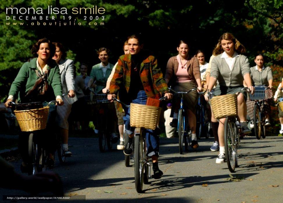 Mona Lisa Smile Mona Lisa Smile film movies — 5706