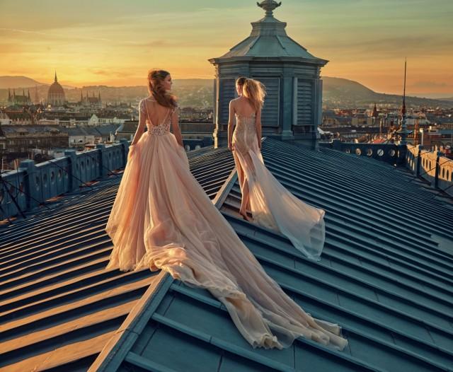 vestidos largos juveniles