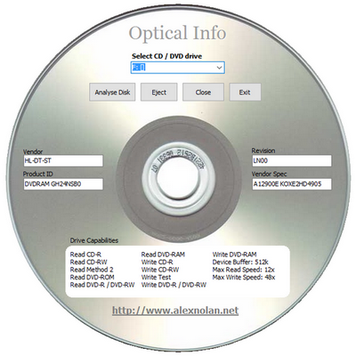 Optical Info portable