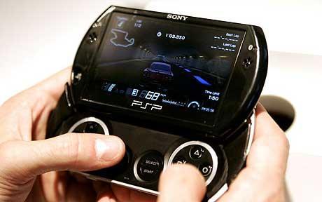 Firestarter's Blog: R.I.P. PSP GO!
