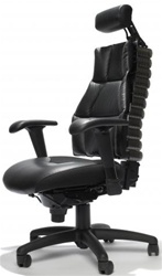 articulating back office chair