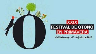 Festival de otoño en Madrid