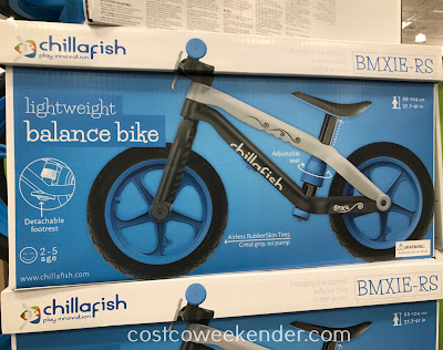 Costco 1085439 - Let your child learn how to bike with the Chillafish BMXIE-RS Balance Bike