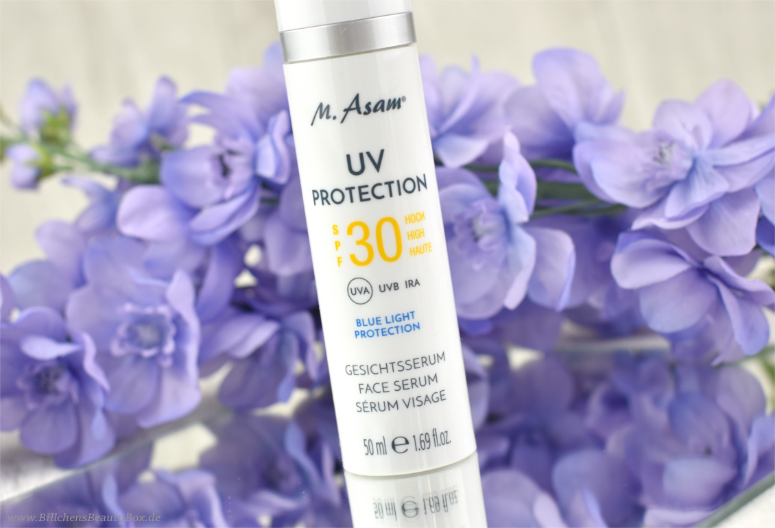 M. Asam & Flora Mare - Anti-Aging UV Protection Serum und Falten Relax