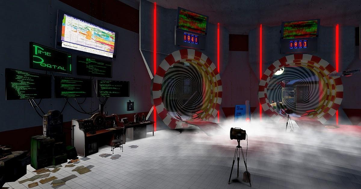 Echt Virtuell Simtipp Time Portal