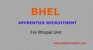 BHEL Recruitments | For Apprentice