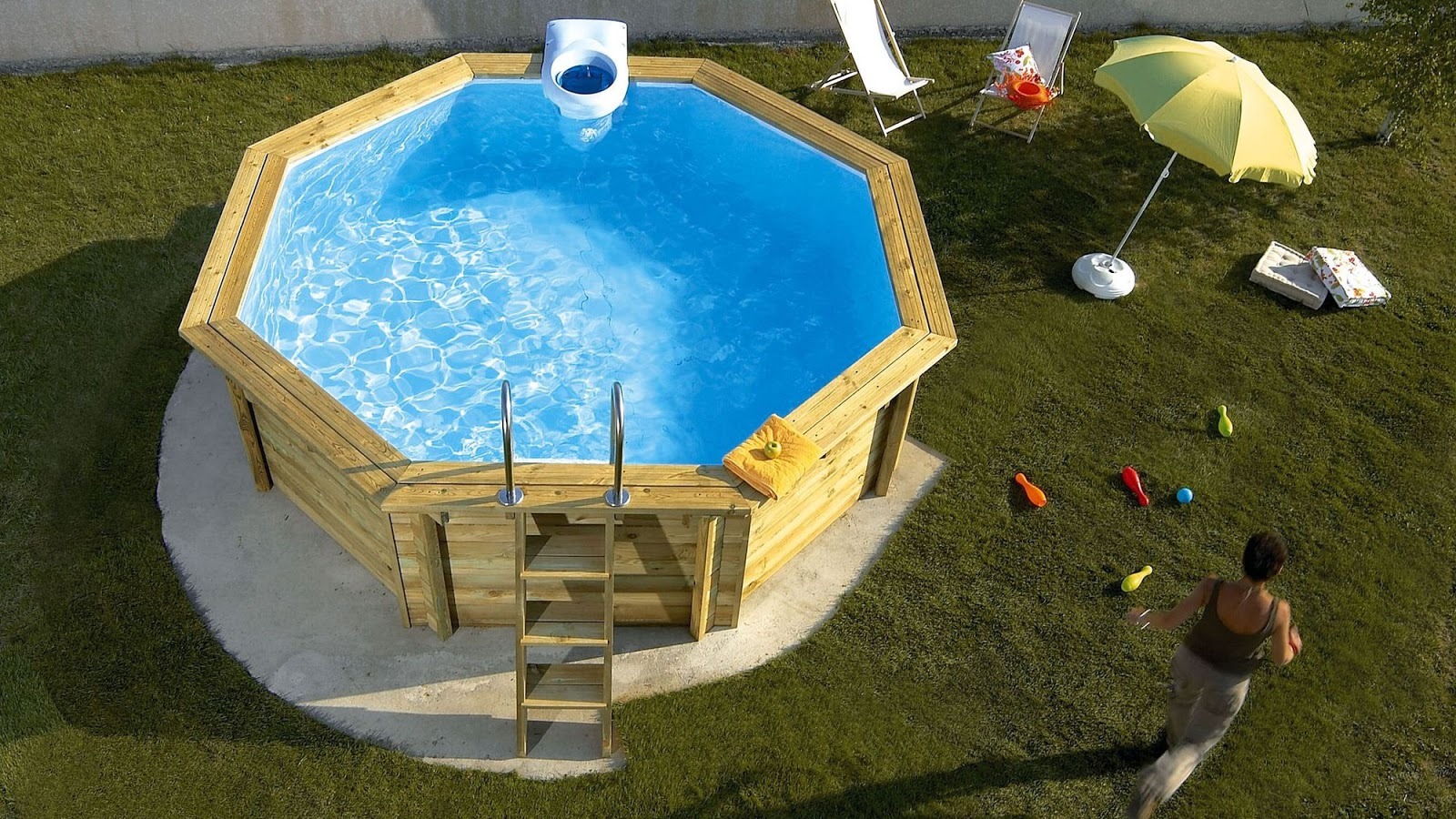 Le top des marques de piscines hors sol for Piscine hors sol 7 x 4