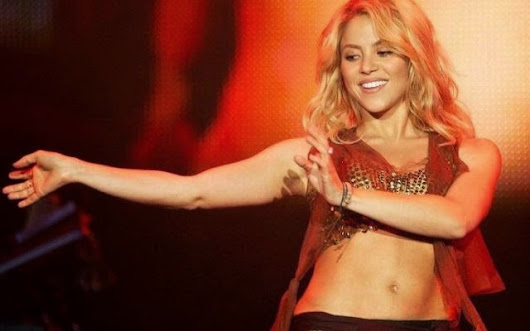 "Shakira ""the one and only"""