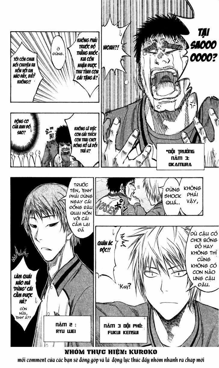 Kuroko No Basket chap 144 trang 11