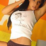 Andrea Rincon, Selena Spice Galeria 32 : Blusa Blanca y Cachetero Negro Foto 28