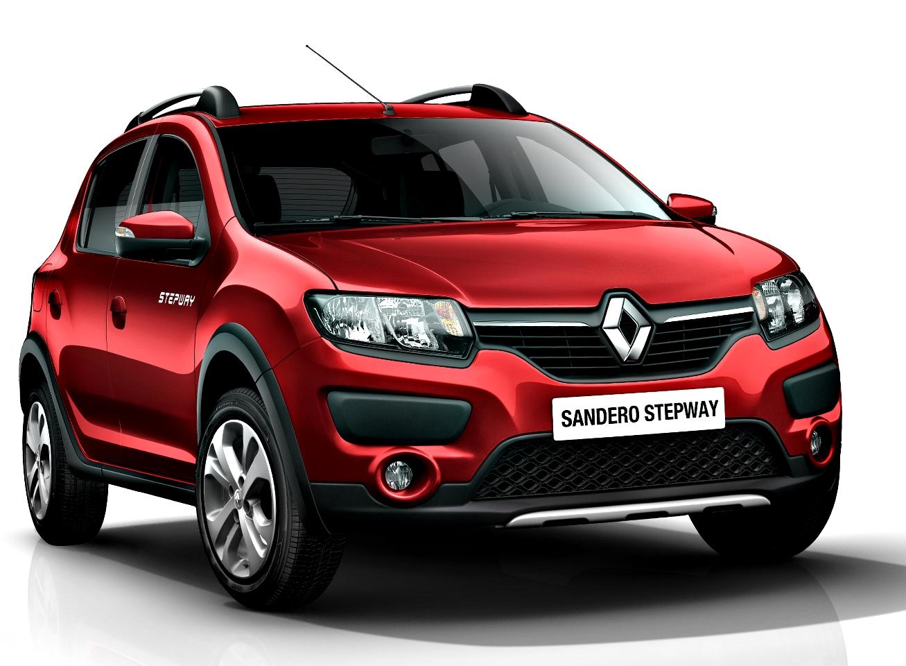Nuevos Renault Sandero y Sandero Stepway 16V 2016