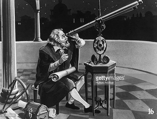 galileos early encounters in the field of astronomy