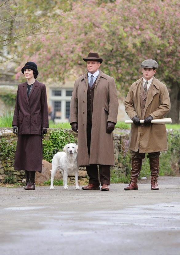 The League of Austen Artists: Michelle Dockery, Hugh ...