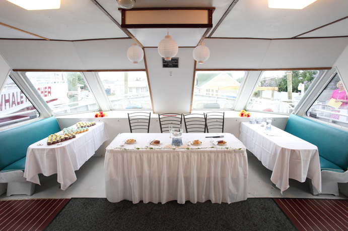 Cape May Whale Watcher Wedding Venue