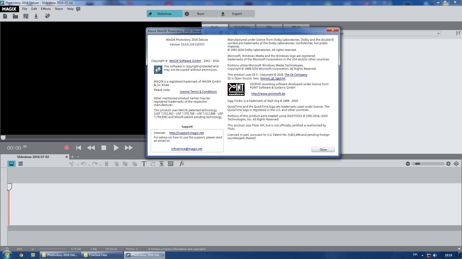 Magix video deluxe 2020 pro