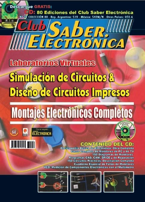 Club Saber Electrónica – Laboratorios Virtuales