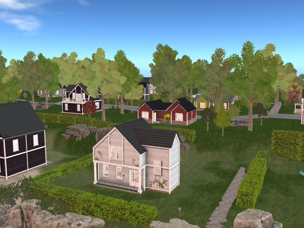 SL Newser - Places: Bellisseria: The New Linden Homes Continent