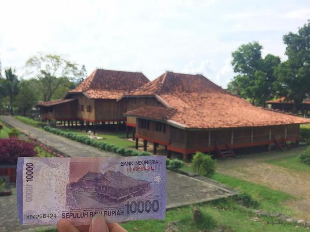 replika rumah limas palembang