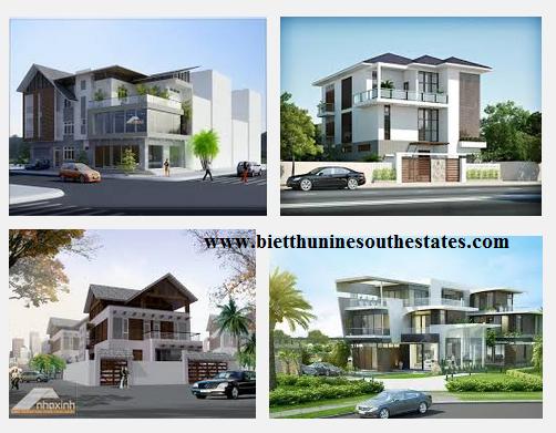 Biệt thự Nine South Estates đứng đầu bất động sản chuyên biệt thự đẹp