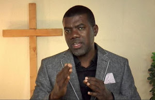 'Congratulations On Your Stolen Mandate' – PDP Ranting Machine Reno Omokri Reacts To Buhari's Re-Election