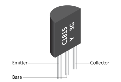 Transistor diagram