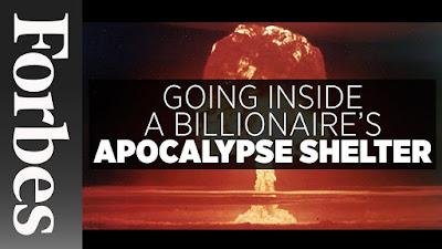 IImage Forbes Apocalypse Shelter :The Oppidum : Billionaire Bunker :The Czech Republic