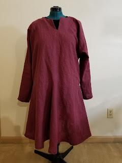 Bocksten tunic
