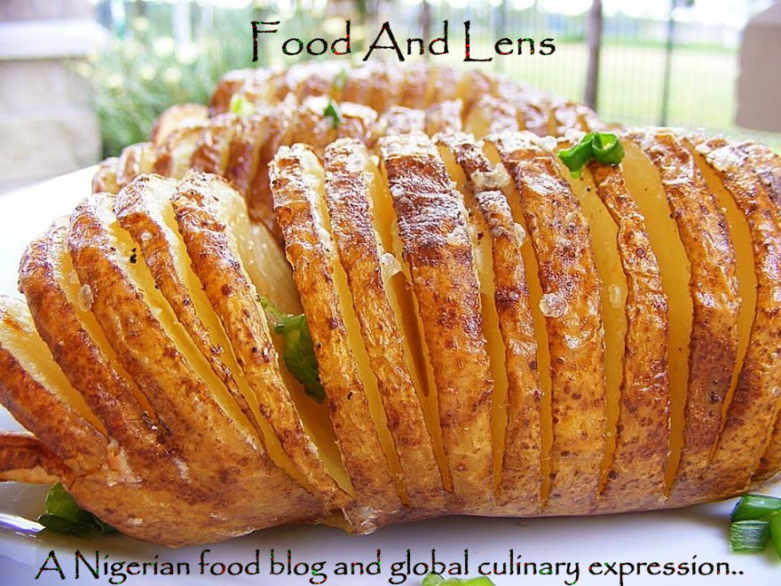 Food and lens