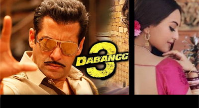 Dabangg 3 Will Going to Release by Salman Khan and Sonakshi Sinha