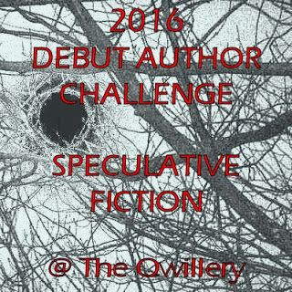 2016 Debut Author Challenge Update - Ghosts of Bergen County by Dana Cann