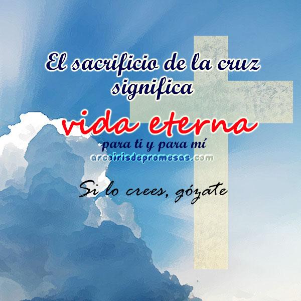 celebra la vida eterna reflexiones cristianas con imágenes