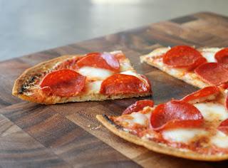 Pourable Pizza