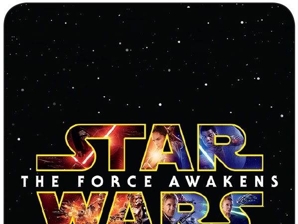 May The Force Be With You - Star Wars The Force Awakens