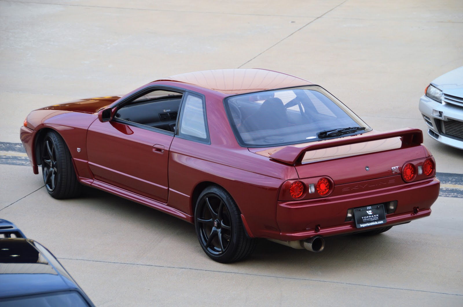nissan skyline gt r s in the usa blog all the nissan skyline gt r r32 colors. Black Bedroom Furniture Sets. Home Design Ideas