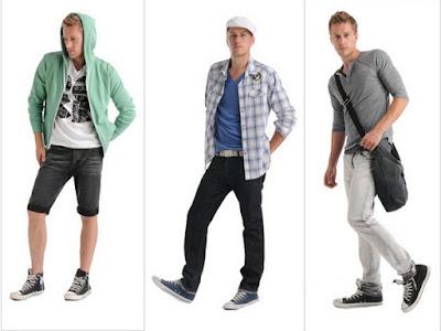 fashion pria menarik wanita