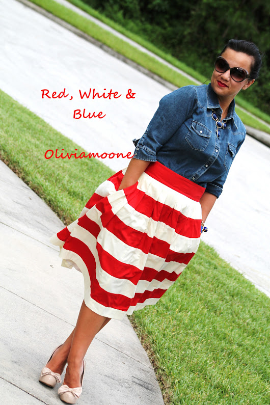 Red, White & Blue...